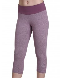 Three-Quarter Melange Legging