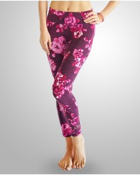 Leisure Fit Floral Pant