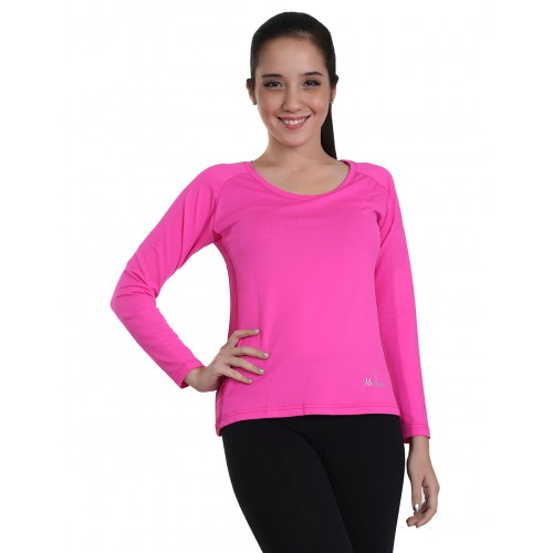 Comfort Long-Sleeve With Shelf Bra